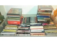 Job Lot Music and Audiobook CDs