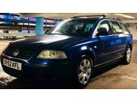 2003 (52) Volkswagen Passat 1.9 Tdi Sport 130 Pd Estate 6 Speed