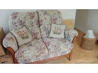 3 piece Cottage style suite - excellent condition