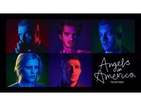 2 Stall Tickets for Angels in America, Thur 27th April 2017, 7pm