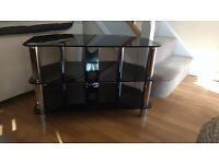 TV GLASS UNIT TABLE