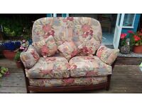 2 Ercol high quality 2 seater sofas
