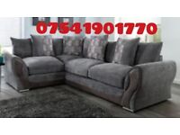 THIS WEEK SPECIAL OFFER BRAND NEW ANNIE CORNER SOFA FREE DELIVERY