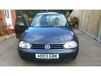 VW GOLF 1.9 TDI (2003)