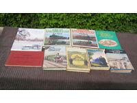 Books Job Lot. Railway, Military, Car Manuals, HSMO. No Rubbish!