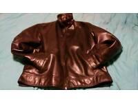 PVC size xxlarge Vintage/classic black jackeet