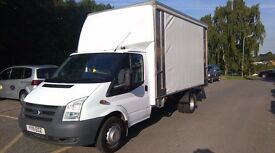 Urgent!! FORD TRANSIT T350 125, 2011 LUTON CURTAINSIDER - low milages 23 000 miles