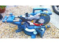 Mac Allister Slide Mitre Saw 1400w £60