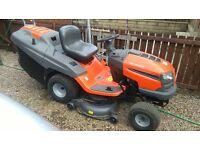 2012 husqvarna tch 194 garden tractor. not tractor lawn mower grass cutter garden tractor stihl