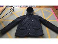 River Island Lightweight Jacket (removable hood)