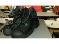 Brand new work boots size 9.5 and 8