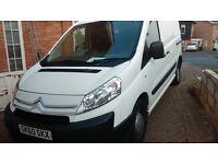 Citreon Dispatch Van 1.6 For Sale £4,295 NO VAT!! 95,000 miles, MOT, Tax, Fiat Scudo, Peugot Expert