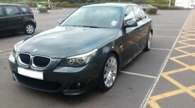 BMW 5 Series 2.0 520d M Sport Business Edition LCI 2009