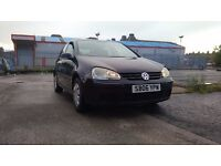 Volkswagen Golf 1.4 S 2006 Long M.O.T. Great Car £1650 O.N.O.