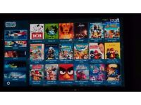 Kids andriod tv box GREAT XMAS PRESENT (LIVE TV AND HUGE DATABASE OF KIDS MOVIES AND TV SHOWS)