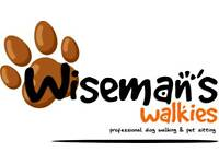 Wiseman's Walkies - Dog Walker & Pet Sitter