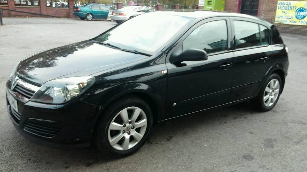 Vauxhall Astra 1.7 Diesel Hatchback