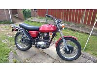BSA B50ss GOLD STAR 500