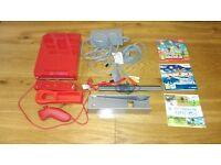 Limited Edition Red Nintendo Wii New Super Mario Bros Sports & Resort Motion Plus controller