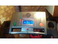 Treadmill pro-form 500cx
