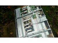 "LG 60"" plasma tv , internal componants and stand"