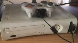 xbox 360 and one controller