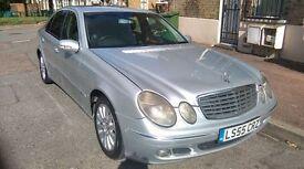 Mercedes Benz E class 220 Auto 55 Plat