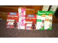 Bioglan blood pressure food supplement x2