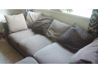 Corner Sofa to be gone asap