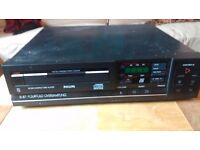 NAD 3020 Amplifier series 20 & Philips CD360/35R cd player+ remote control £100!!