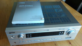 Yamaha HTR-5640RDS Amplifier