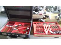 prima 72 piece cutlery set