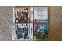 Nintendo DS/i games