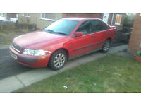 Volvo S40 Saloon for sale