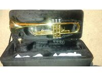 Used Trumpet in very good mint condition.