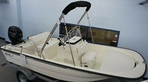 2015 boston whaler 150 MONTAUK 60ELPT CT 4S *PROMOTION*