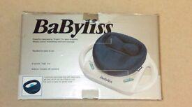 BaByliss Comfort Cool Shiatsu Massager