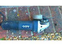 Disc Cutter AEG 670W 220-240v £20