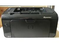 HP Laserjet P1102W Wi-Fi Printer