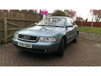Audi A4 1.8 petrol manual 2000 B5 low milage and clean condition MOT-d