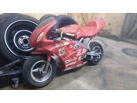 50cc mini moto minimoto not pit bike kx yz cr rm quad awap dirt bike
