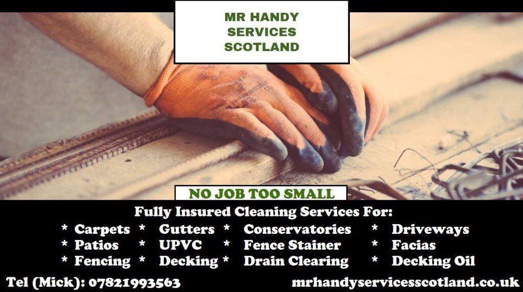 MR HANDY SERVICES SCOTLAND (covering STIRLINGSHIRE ETC)