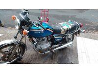 Honda CB400A Hawk Hondamatic