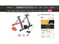 Brand New Bikehut Turbo Trainers x 4