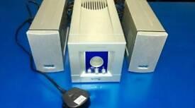 LOGIK 3 SP303, amplified speakers