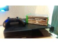 Xbox One 1TB + 5 Games