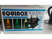Equinox Kaleido 60w Led Disco Lights