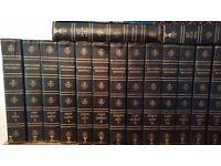 1768 Encyclopedia Britannica 1962 Edition - Full 24 Volume Set + Anthology
