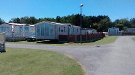 Willerby Vogue on the popular New Inn Caravan Park, Saltfleet.