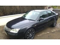 ford modeo 2004 2l tdci automatic